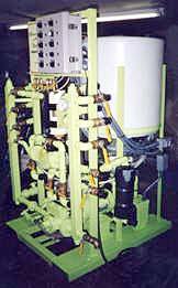 El nuevo reactor de biodiésel de Mike